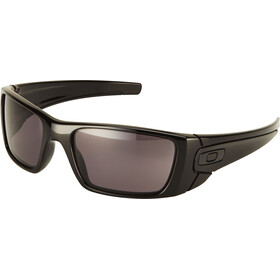 Oakley Fuel Cell Brillenglas, polished black/warm grey